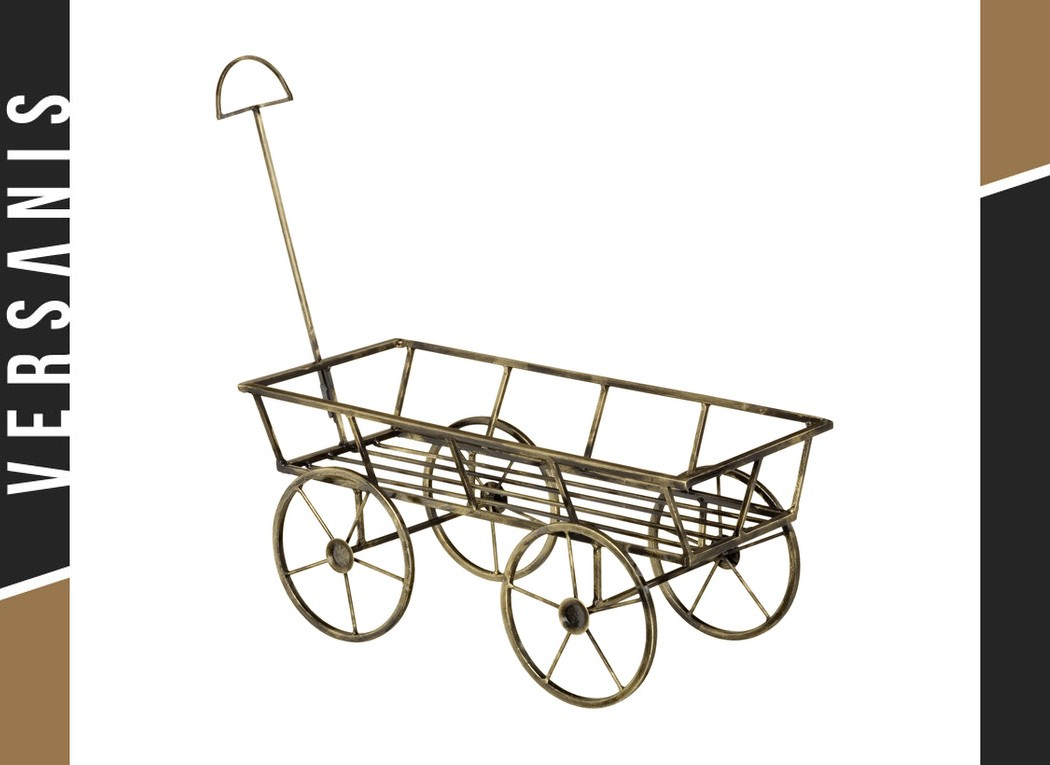 Cart plant stand Metal