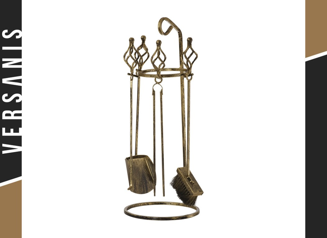 Fireplace accessories Metal