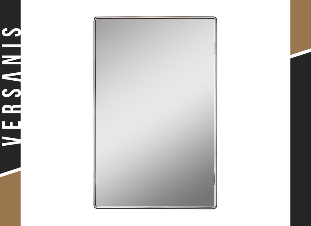 Mirror With Rounded Corners Simple