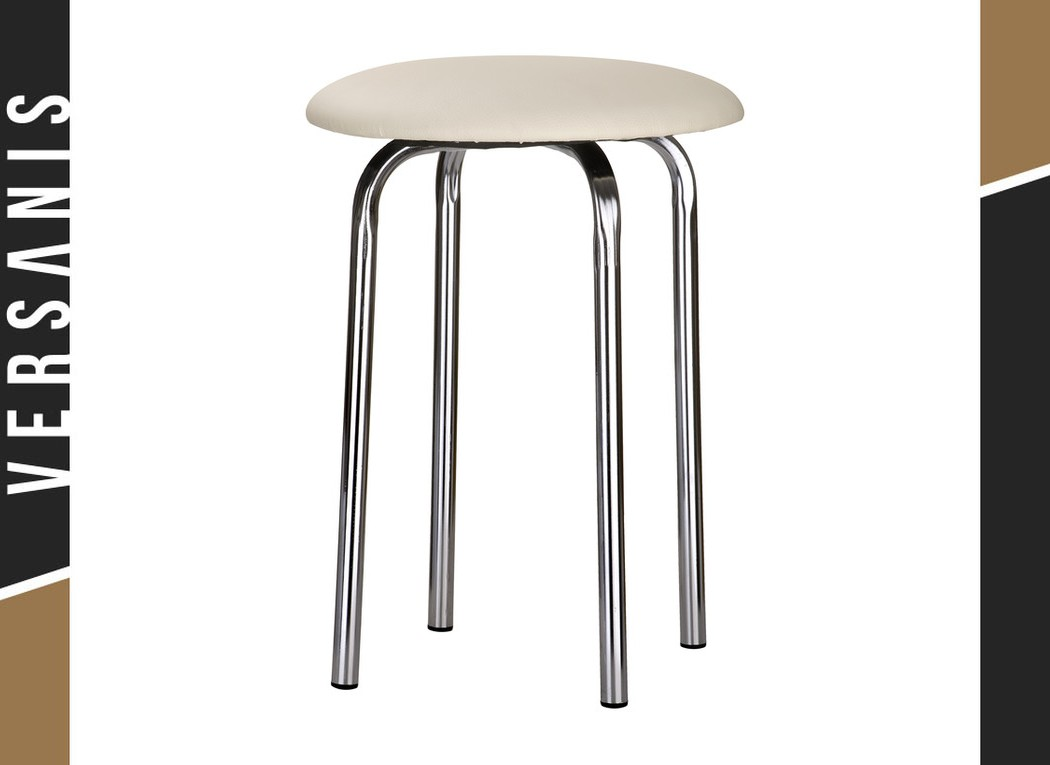 Narrow stool Metal