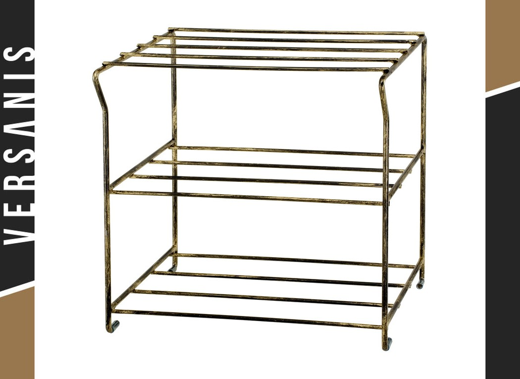Shoe rack Metal