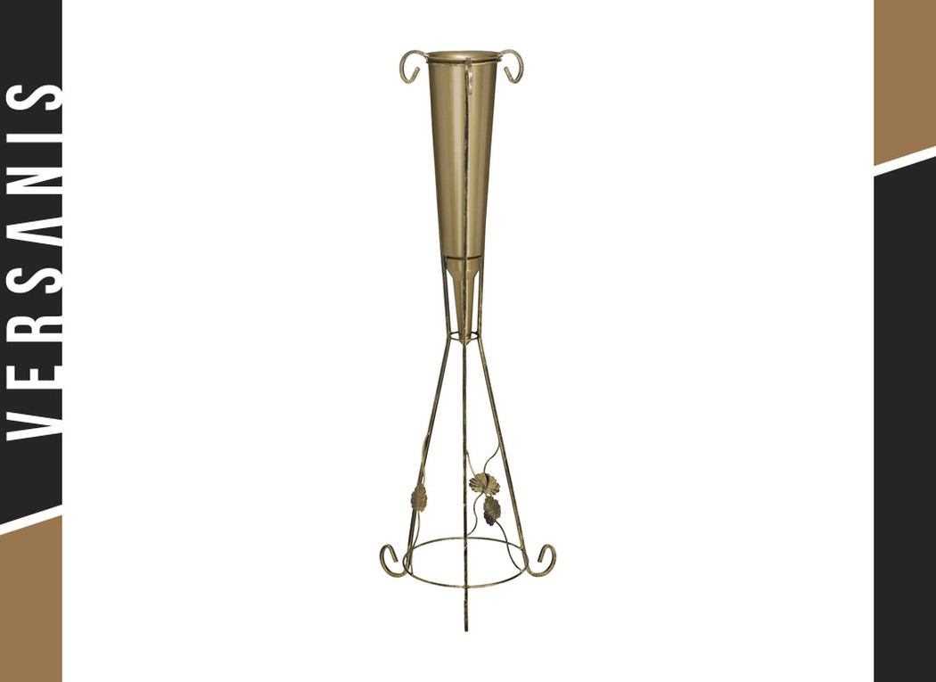 Speaking tube stand 100cm Metal