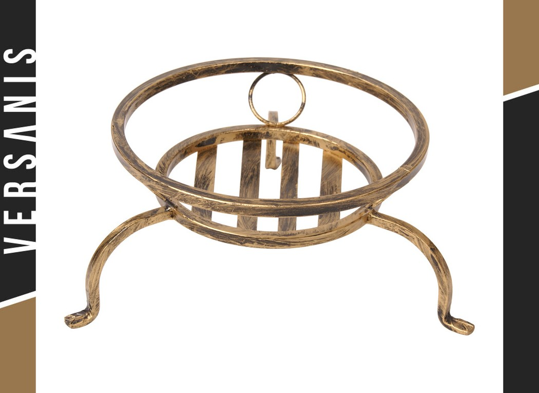 Spider-shaped plant stand Metal