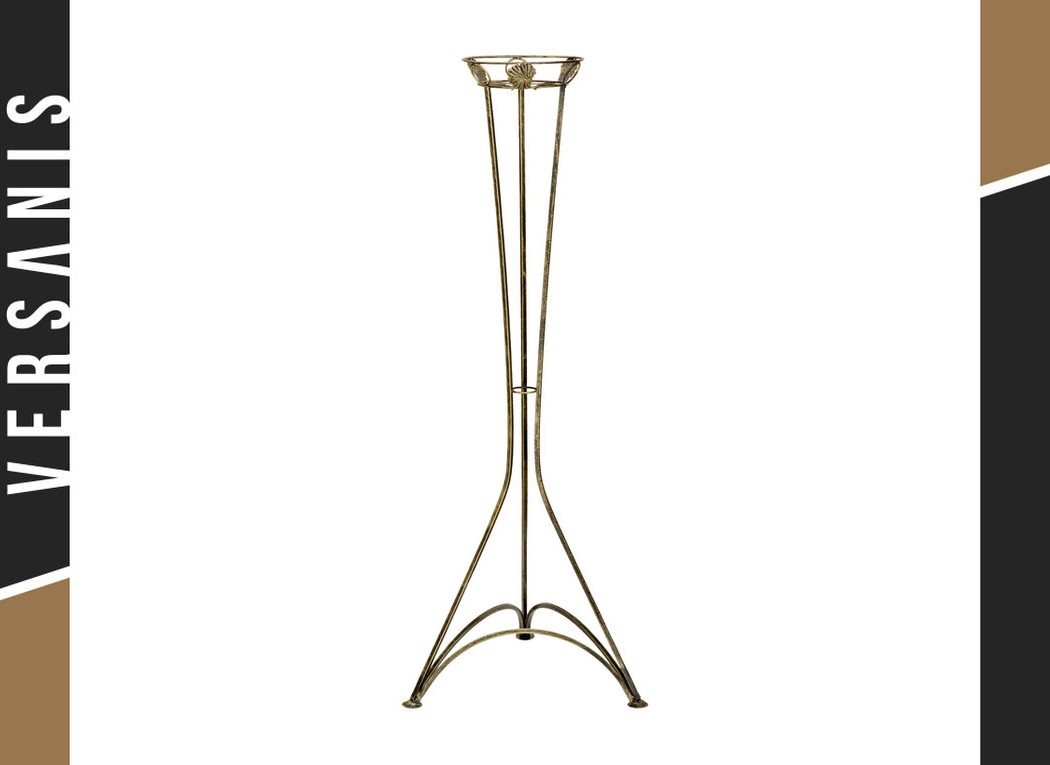 Tall 1-pot column plant stand Metal
