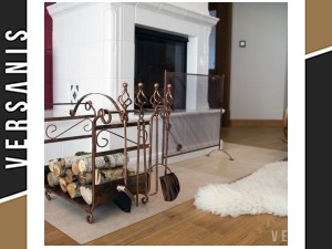 Fireplace accessories Model:183